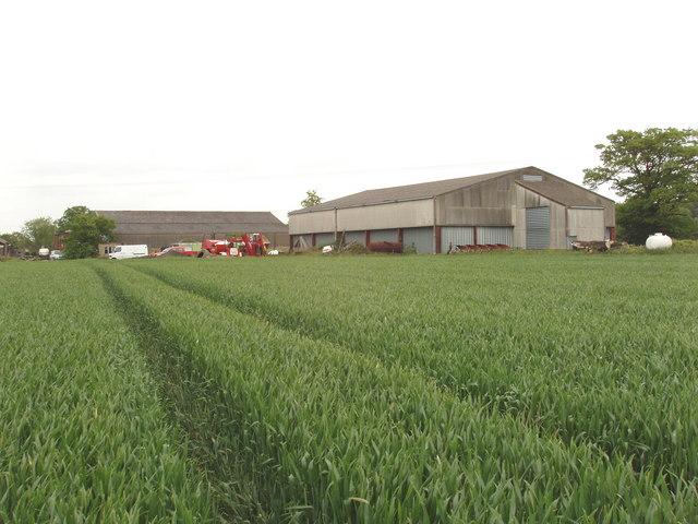 Manor Farm, Murcott