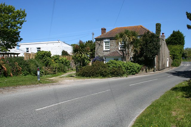 House at Trevellas