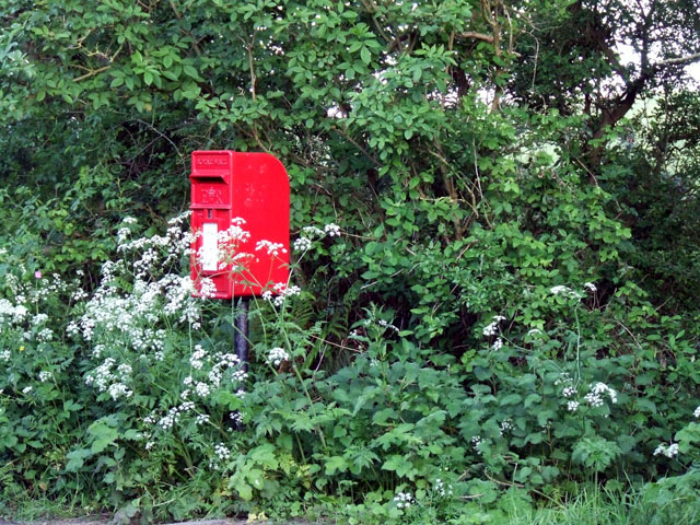 Roadside Post box