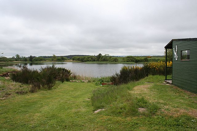 Windyridge Loch, Morayshire