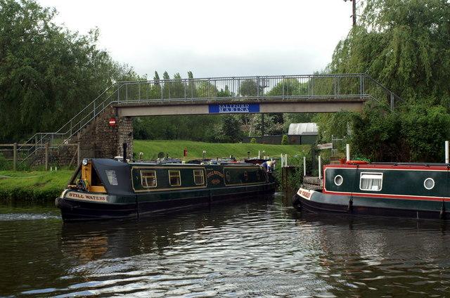 River Avon, Saltford Marina