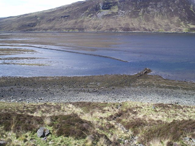 Old fishing weir (Cairidh)