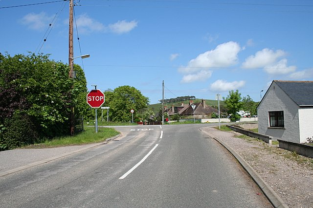 Roseisle Crossroads