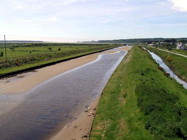 The River Cefni
