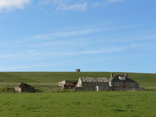 Small farm near Mar Wick