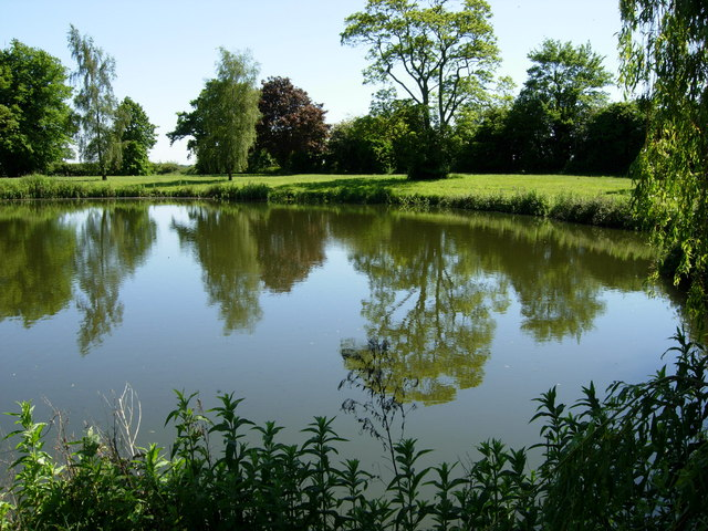 Pond near Rymer Point