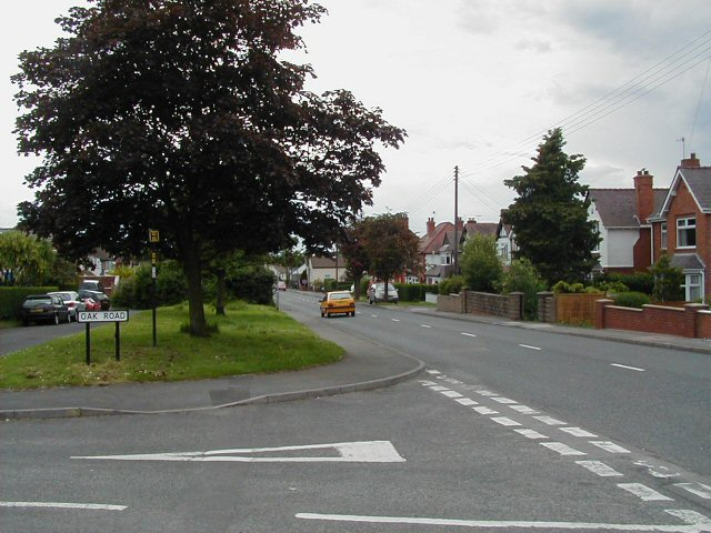 Upper Catshill