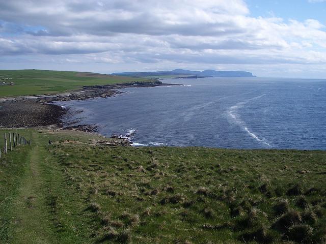 View across Mar Wick