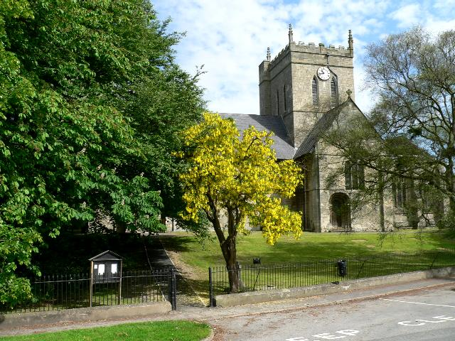 St Nicholas Parish Church, North Newbald