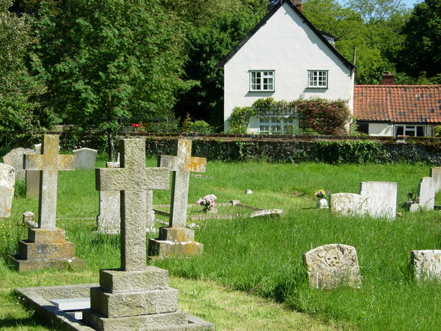 Great Livermere Churchyard