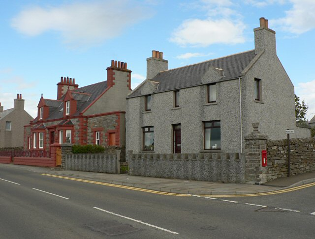 Kirkwall houses