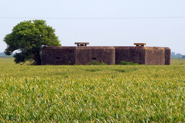 Substantial pillbox
