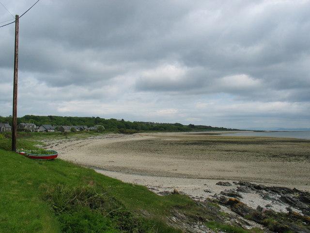 Skipness Bay, Kintyre.