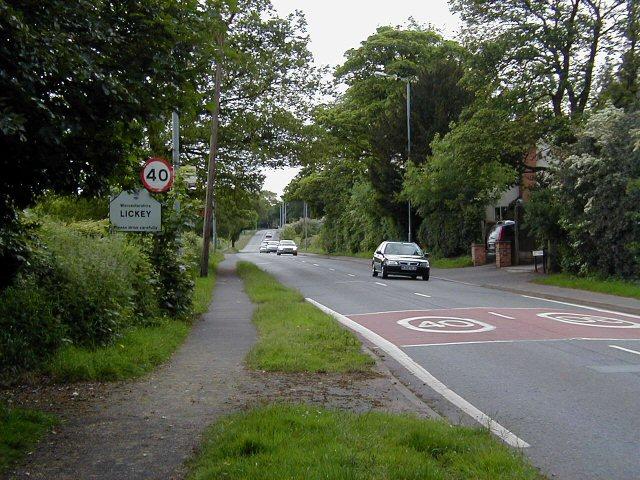 Old Birmingham Road