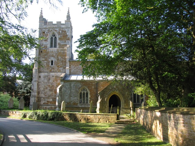 St Thomas a Becket Skeffington