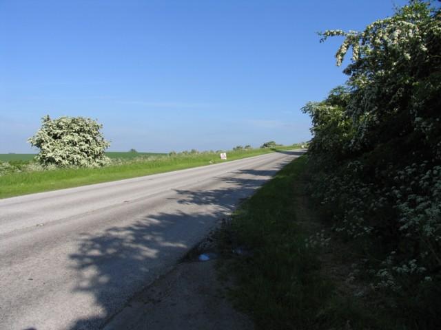 Uphill to Tilton