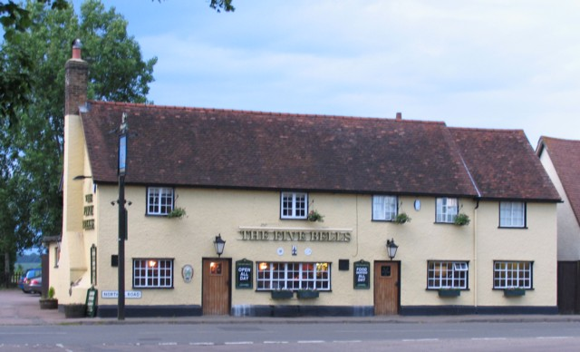 The Five Bells Cople