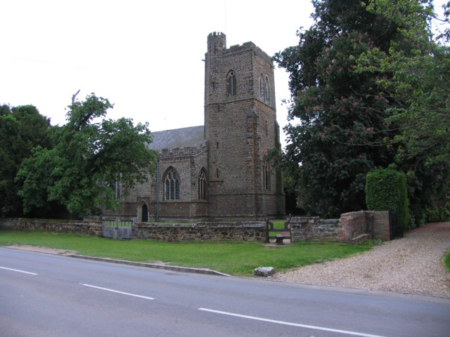 St Mary Northill