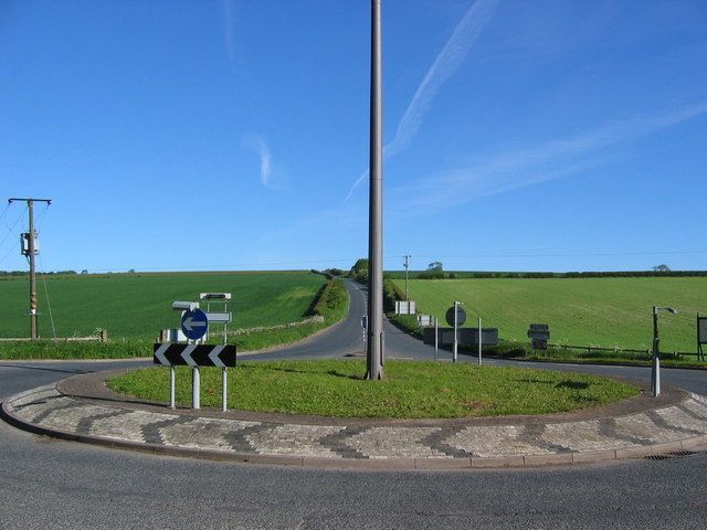 Fimber Roundabout
