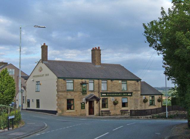 Puckersley Inn, Royton