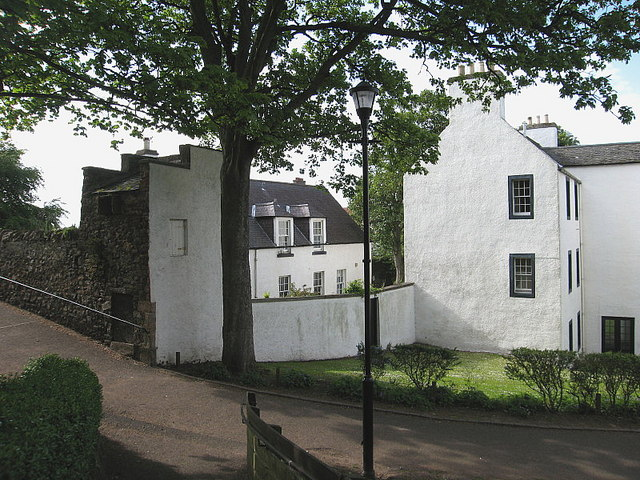 The Lodge, Tower House and Doocot
