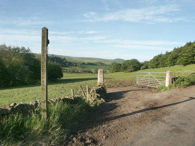 Near Longnor