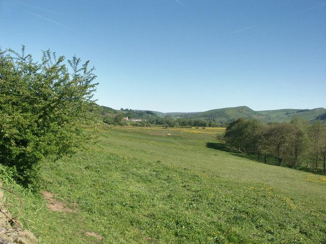 Countryside near Longnor