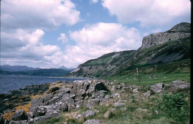 West Coast of Holy Isle