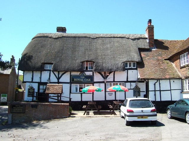The Royal Oak, Aston Abbotts