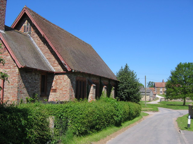 Methodist Church, Barton-le-Willows