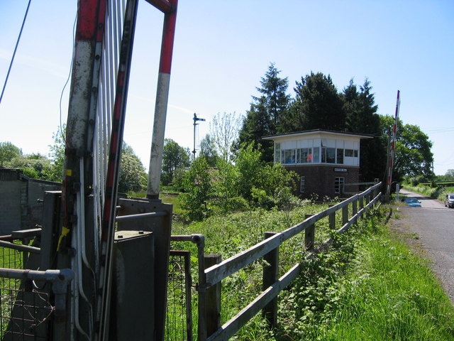 Barton Hill Signal Box
