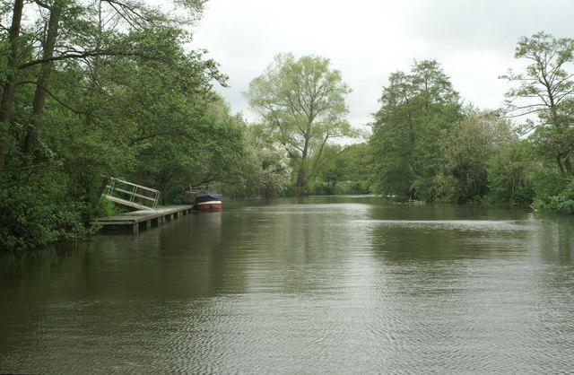 River Avon above Swineford