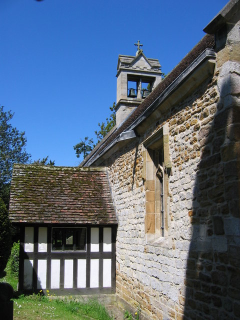 All Saints Church, Foston