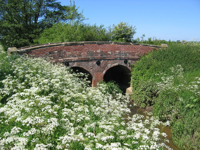 Bridge Over the River Foss