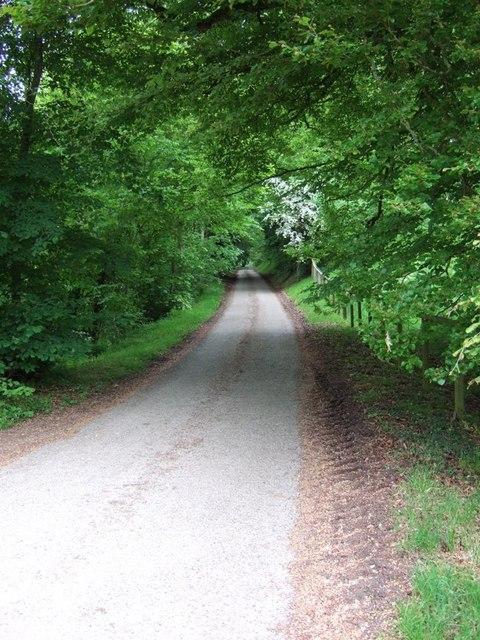 Bridleway to Eyford