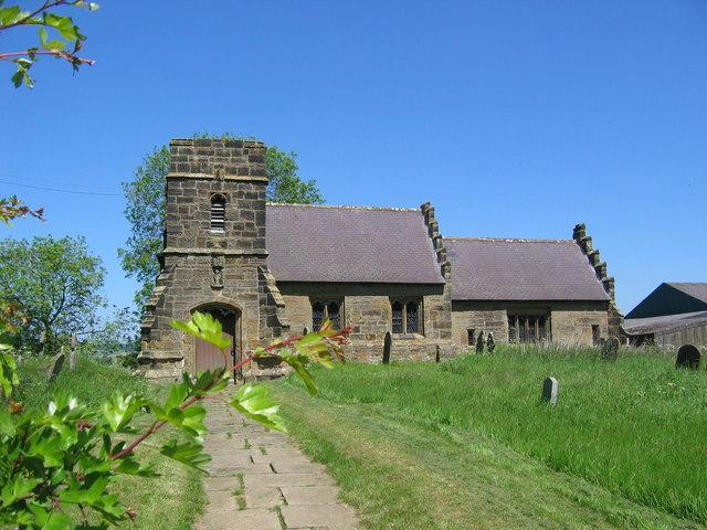 Saint Mary's Church, Marton
