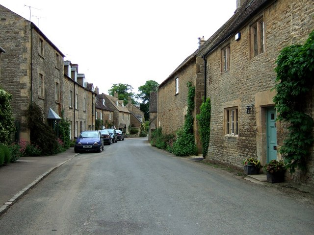 Lower Oddington