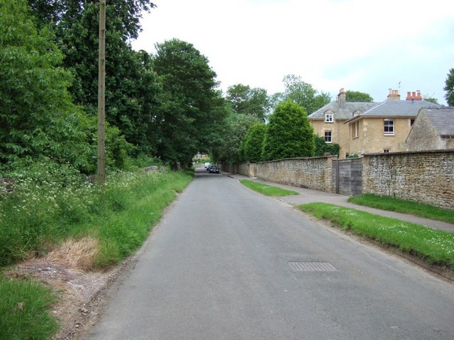 Oddington Lodge, Lower Oddington