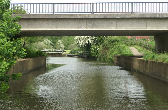 County Bridge, Keynsham Lock