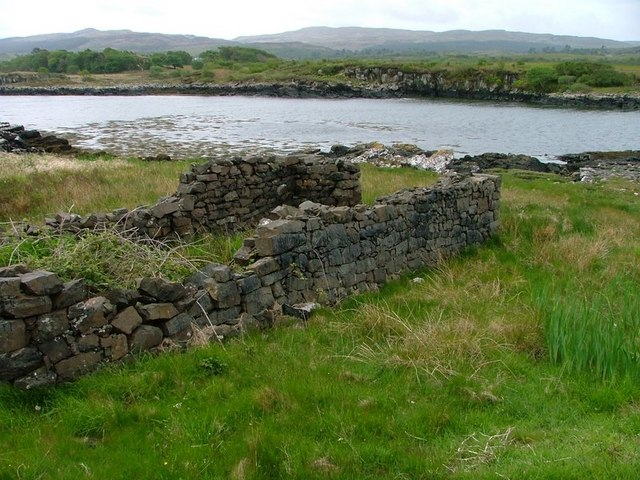 Ruined Building, Poll Athach