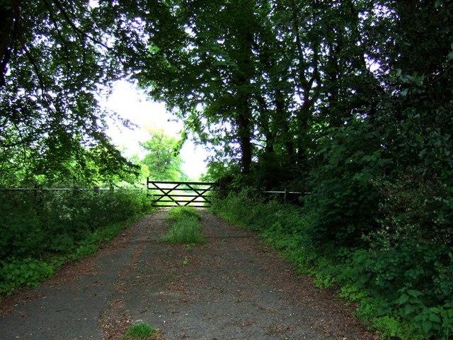 Gateway to Adlestrop