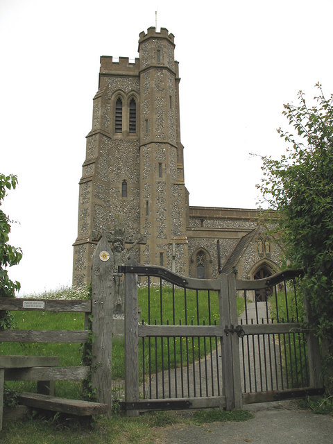 Ellesborough Church Tower