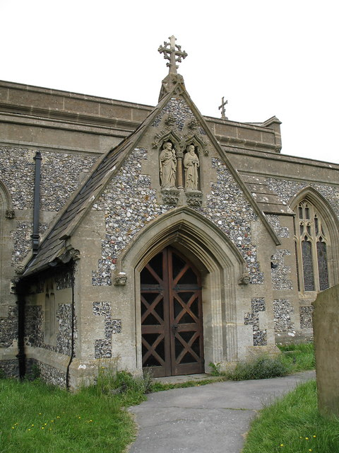 Ellesborough Church Doors