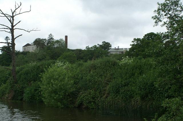 River Avon above Park Corner