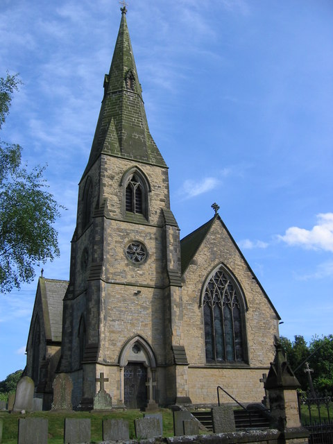 St. John the Evangelist Church, Welburn