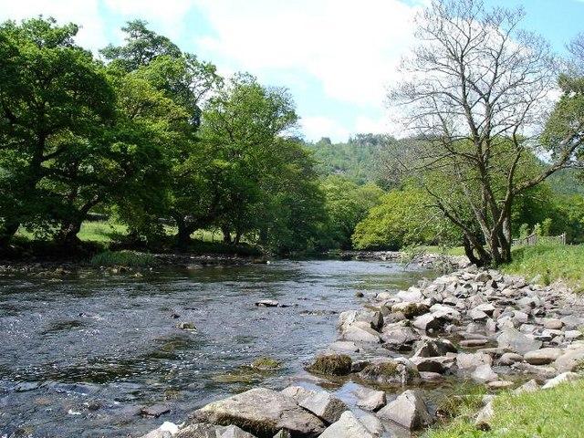 Afon Llugwy at Betws y Coed