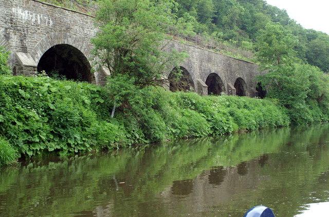 GWR embankment below Brislington