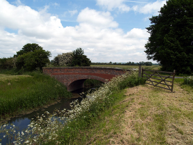 Bridge over Kettleby Beck