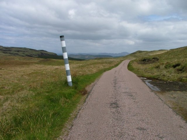 Passing Place on the Dervaig to Torloisk Road