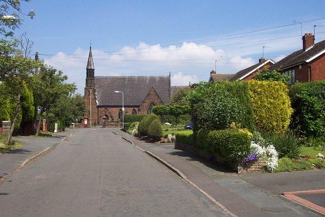 Church Lane, Coven